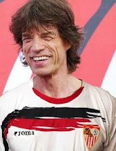 Jagger es sevillista