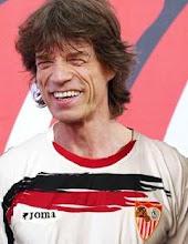 Jagger es sevillista