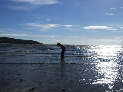 Cornwall sea