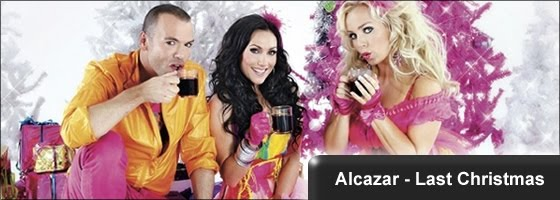 alcazar have been through several member changes over the past 10 years but still continue to pump out the hits despite this two of the original - Last Christmas Original