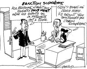 Sanctions Ado!