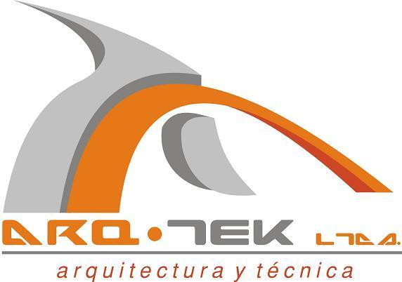 Arqtek arquitectura y t cnica for Logo arquitectura tecnica