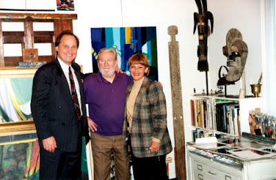 Albert Scaglione, Mitsie Scaglione, Park West Gallery, Marcel Mouly