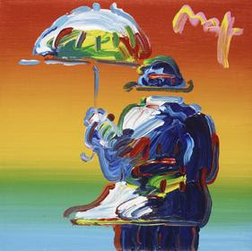 Peter Max, Park West Gallery, VIP customer review, cruise art auctions
