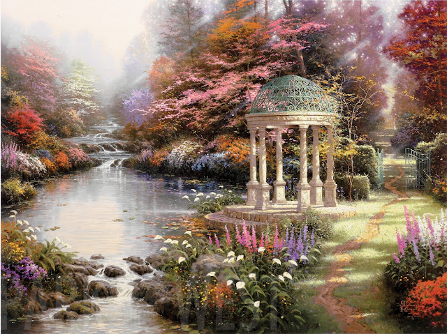 Thomas Kinkade, Park West Gallery Fine Art Collection