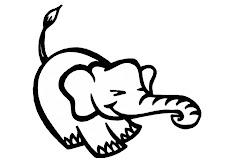 My Page Elephant