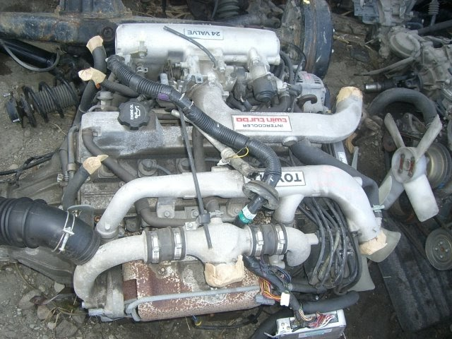 Japanese Used Engine And Spare Part 1g Gte Toyota Used