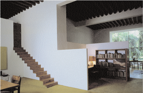 Ocio arquitectura casa estudio for Casa estudio arquitectura