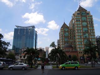 Modern Saigon