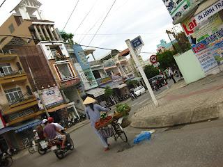 Streets of Da Nang