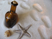 - Huellas en la arena -