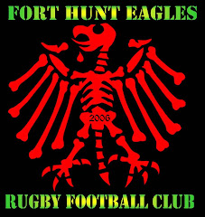 The Fort Hunt Eagles Logo
