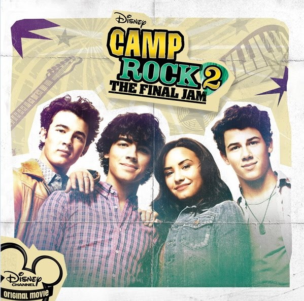 Demi lovato and joe jonas camp rock 3