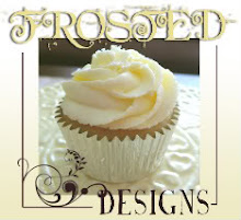Friday Challenge Frosted Designs