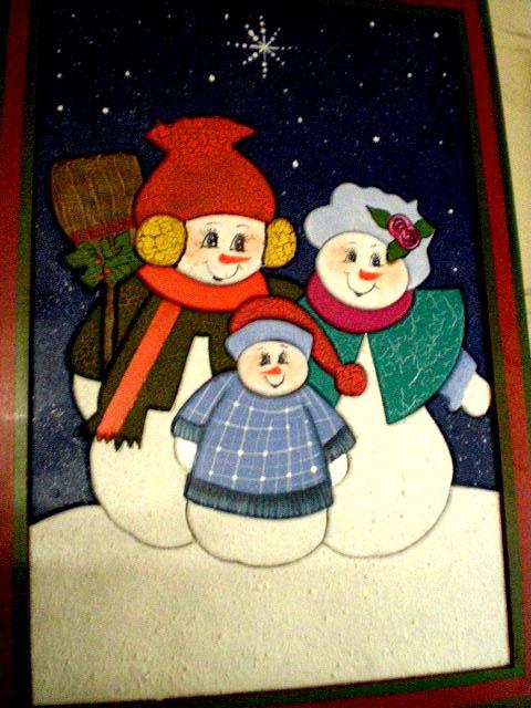 Cuadros de navidad en patchwork imagui for Cuadros de navidad