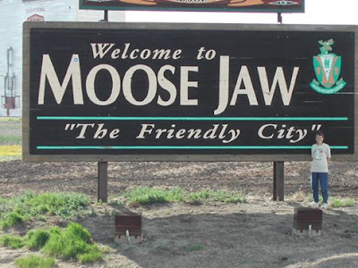 Moose jaw hook up