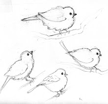BIRDIE SKETCHES