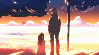 Beyond the Clouds - AMV