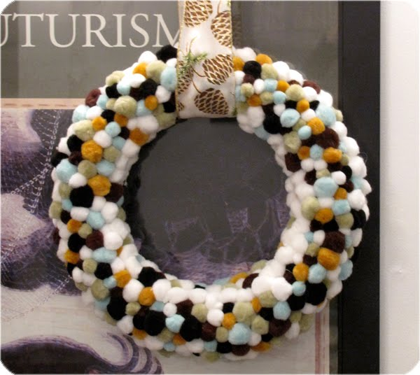 Thirty Five Forty More Cute And Easy Diy Christmas Wreaths