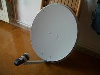 La antena no es decorativa, mejor devolverla