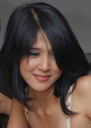 Putri Indonesia on Tika Putri Hastari Or Her Nicknamed Tika Putri Started His Career In