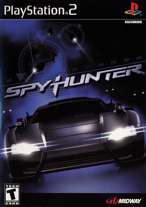 SpyHunter [Ps2] [DVD] [Ingles]