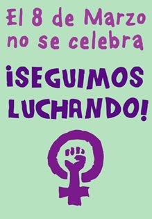 8 de Marzo: Día de la Mujer