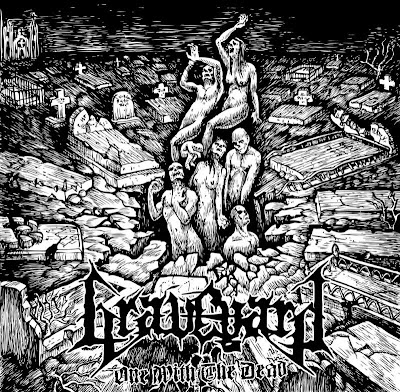 Graveyard - One With The Dead. (2009) Graveyard+-+Cover