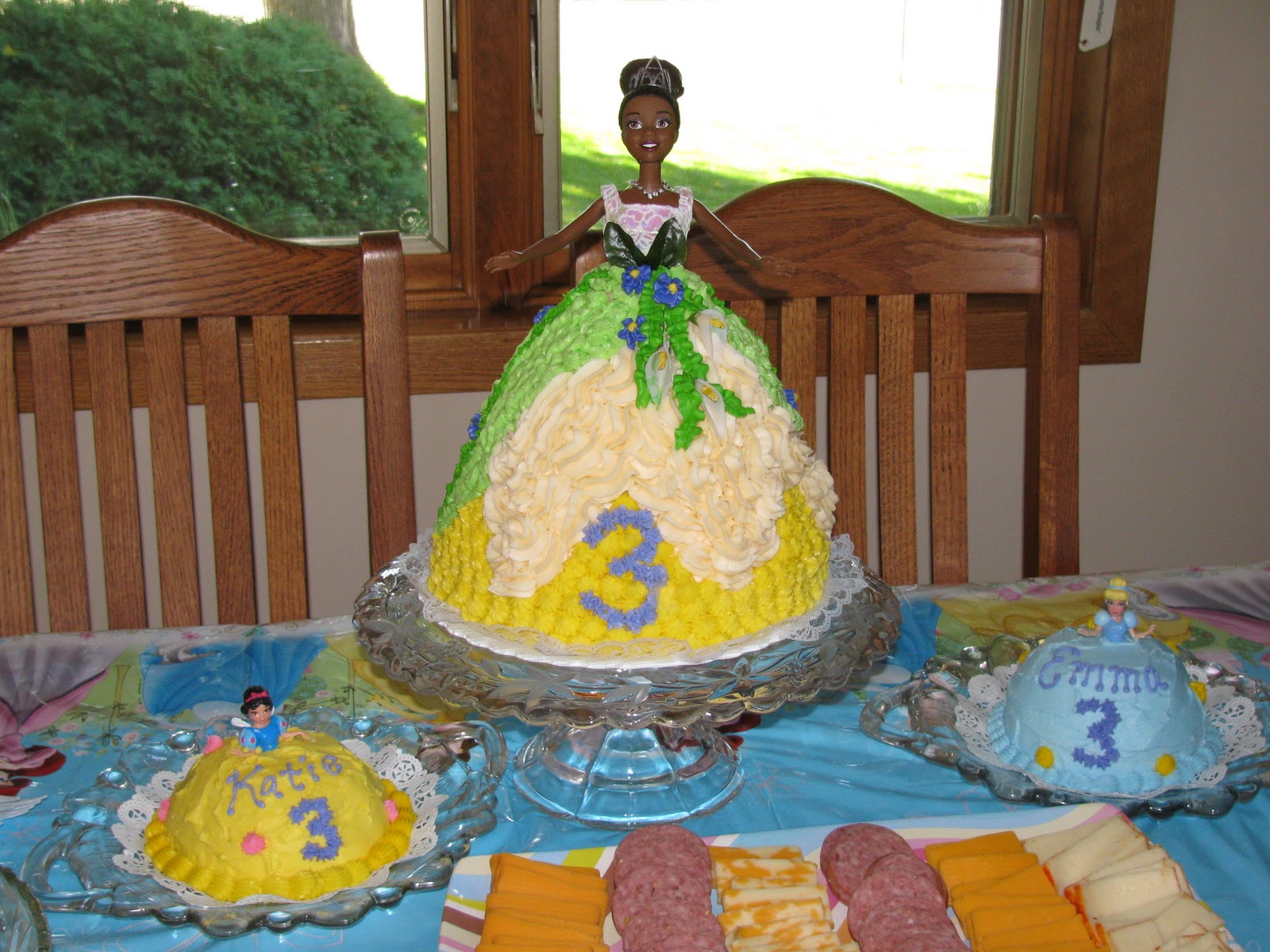 Women On A Mission Mom Edition Princess Birthday Cakes