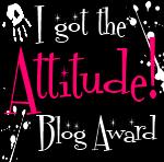 een award van Marijke gekregen