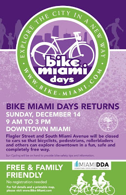 Bike Miami Days Bike Miami Day