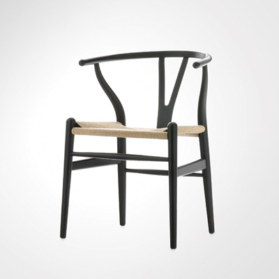 interior design hans j wegner y chair. Black Bedroom Furniture Sets. Home Design Ideas
