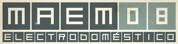 MAEM.08 / Electrodoméstico