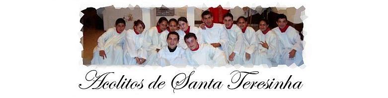 Acolitos De Santa Teresinha