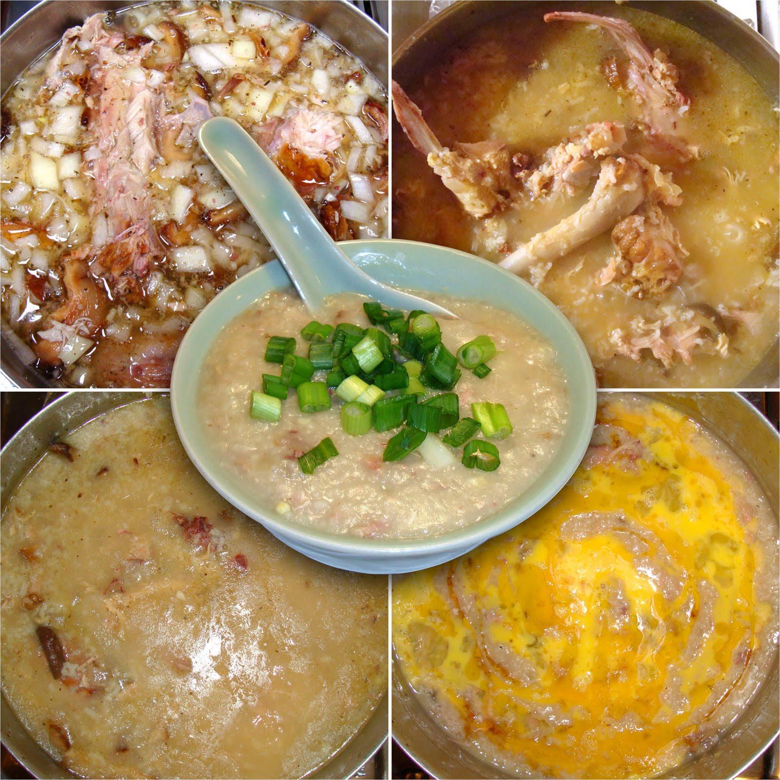 BBQDad1: Turkey Jook or Congee (Chinese)