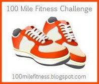 100 mile fitness challenge