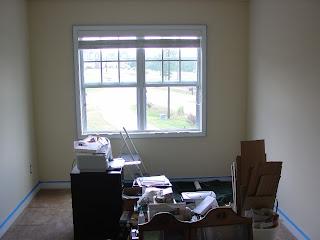 office blank slate