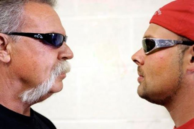 Orange County Choppers is facing foreclosure on an upcoming episode of its