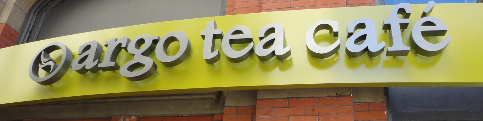 Argo Tea Cafe Flatiron Building New York Ny