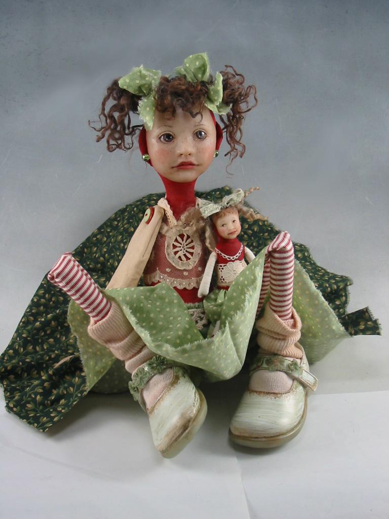 Своими руками куклы авторские куклы 50