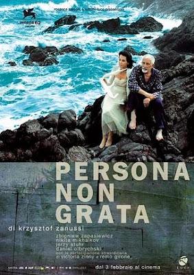 Персона нон грата / Persona non grata (Кшиштоф Занусси / Krzysztof Zanussi) [2005 г., Драма, DVDRip-AVC] Dub