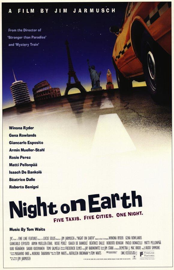 Night on Earth full movie