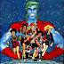 Captain Planet Cartoon Superhero