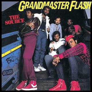 Grandmaster Flash – The Source  (1986)[INFO]