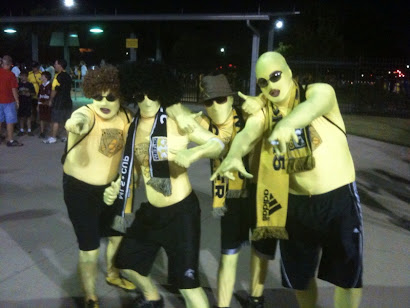 The Yellow Men