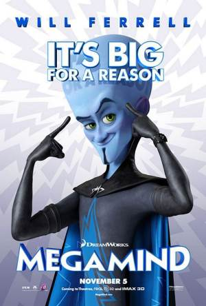 Megamente - Megamind Legendado
