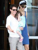 Tom Cruise, Katie Holmes si Suri
