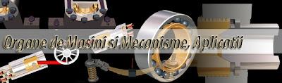 Rezolvari organe de masini si mecanisme