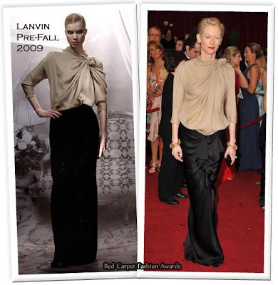 Fashion Oscar 2009