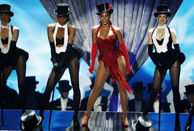 Beyonce live la Oscar